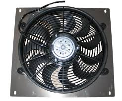 electric radiator fans and shrouds electric fan and shroud for aluminum crossflow radiators