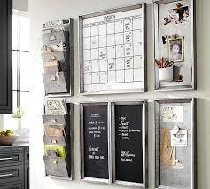 Kitchen Wall Organization Ideas Home Office Wall Ideas Koffieatho Me