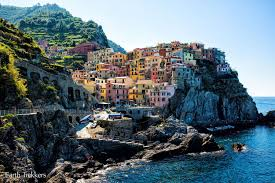 Cinque Terre Italy Map Hiking The Cinque Terre In Italy Earth Trekkers