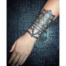 tattoo bracelet wrist images Wrist tattoos for women ideas and designs for girls jpg