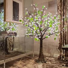 enchanted trees enchanted tree 1 5 metre led white blossom