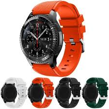 silicone bracelet watches images Watchbands black 22mm luxury brand new sports silicone bracelet jpg
