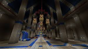 Medieval Decorations by Minecraft Castle Main Hall Decorations Part 38 Season 1 Youtube
