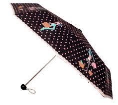 3 fold fancy umbrella