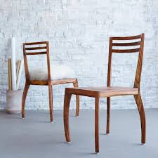 low priced wood chairs designer wood chairs tikamoon