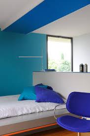 chambre peinture bleu peinture bleu et gris pour chambre garcon fonce vert canard nuit