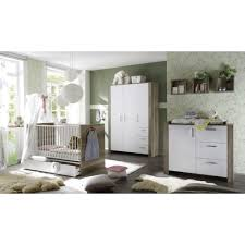 babyzimmer möbel set babyzimmer set nick 3teilig wildeiche trüffel weiß mäusbacher
