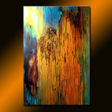 most beautiful fine arts abstract paintings large artwork