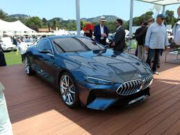 bmw supercar bmw 8 series concept stands out among sea of supercars autoguide