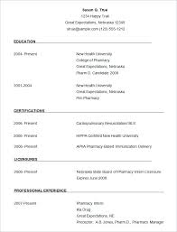 sample pharmacist resume resume samples and resume help