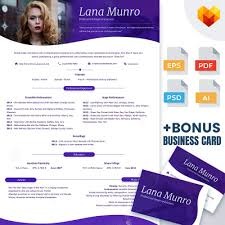 Resume Templates Website Personal Pages Templates Templatemonster