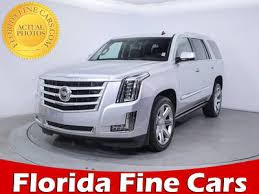 used cadillac suv for sale used cadillac escalade suv for sale in miami palm