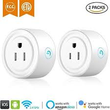 echo compatible light switch wifi smart plug wi fi smart house devices light switch power outlet