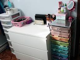 hair and makeup storage luhivy s favorite things my affordable beauty storage makeup