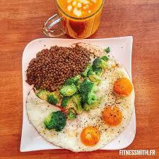 3 fr midi en recettes de cuisine repas du midi 150g de brocolis 3 œufs soupe de courge et carotte