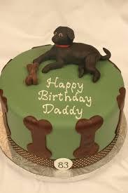 83rd birthday cake for dog lover cakecentral com