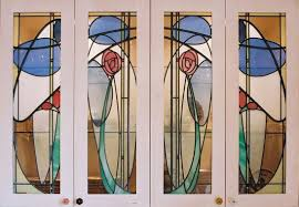 interior exquisite home interior designs using stained glass