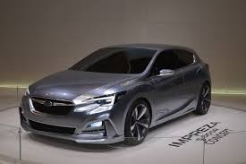 subaru hatchback impreza 2019 subaru impreza wrx hatchback concept concept and review