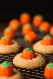 pumpkin candy corn pumpkin shortbread cookies the café sucre farine