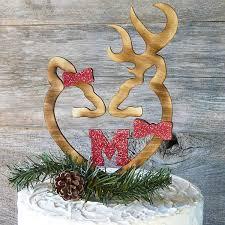 cake topper monogram oh deer wedding cake topper monogram lazerworx design studio