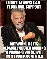 Meme Sentences - let s hear your it technical support customer support memes imgflip