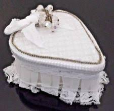 shabby chic trinket box heart ebay