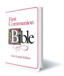 communion bible communion bible st joseph edition nabre