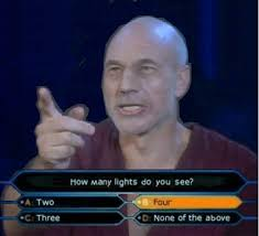 four lights there are five lights the trek bbs