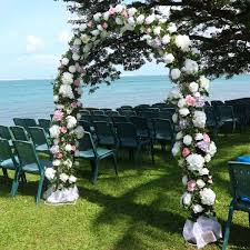 wedding arches singapore wedding flower arch rent flower delivery singapore florist