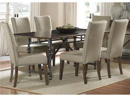 dining room 7 piece sets liberty furniture dining room 7 piece rectangular table set 563 cd