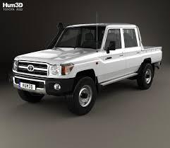 land cruiser pickup 1998 toyota 3d models hum3d