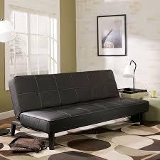 vito sofa vito black flip flop sofa signature design by furniturepick