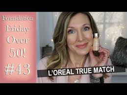 hairstyles for women over 50from loreal foundation friday over 50 l oreal true match super blendable