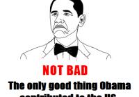 Not Bad Obama Meme - simple not bad obama meme kayak wallpaper