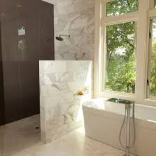 Open Shower Bathroom Design 50 Best Doorless Showers Images On Pinterest Home Open Showers
