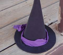 halloween hats witch hat quick and easy 6 steps with pictures