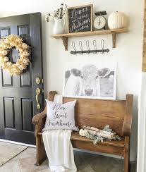 Entryway Inspiration 18 Elegant Ways To Give Your Entryway Farmhouse Style The