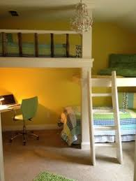 mommo design girly loft beds kids room pinterest girly