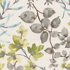 home decorator fabrics online f253 01 aqua gray watercolor floral fabric jpeg image 1000