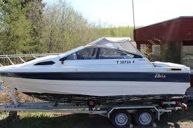 bayliner capri cuddy 2152 motor boat 1989 lempäälä nettivene