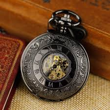 pacifistor pocket watches steampunk wind up vintage pocket watch