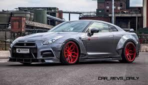 nissan gtr black edition body kit prior design pd750 widebody nissan gt r