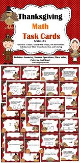 thanksgiving math mystery of the gobbler s curse math