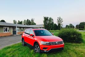 volkswagen orange 2018 volkswagen tiguan review u2013 newly mellow and mature
