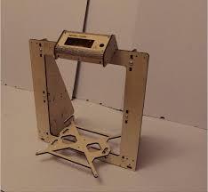 Extreme 3D Printer Reprap Mendel Prusa i3 Frame 6mm PLYwood + Screws + LCD  #UP77