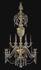 Cut Glass Chandeliers Lámpara De Araña De 1600 Cristales Luz De Techo En Suspensión