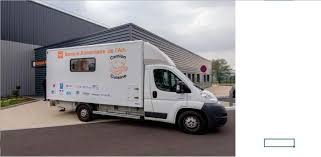 camion cuisine la banque alimentaire de l ain a inauguré camion cuisine