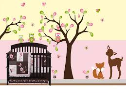 Nursery Decor Stickers Wall Murals Babies Baby Wall Decals For Babies Rooms