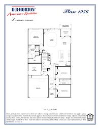 Dr Horton Payton Floor Plan Dr Horton Floor Plan Floor And Decorations Ideas