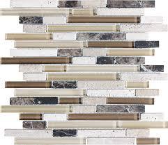 Anatolia Tile  Stone Inc  Bliss Glass Stone - Glass stone backsplash